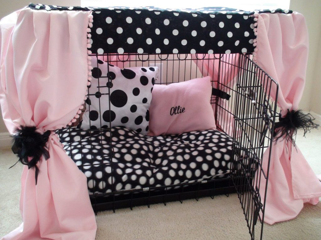 Ridiculous dog crate cover