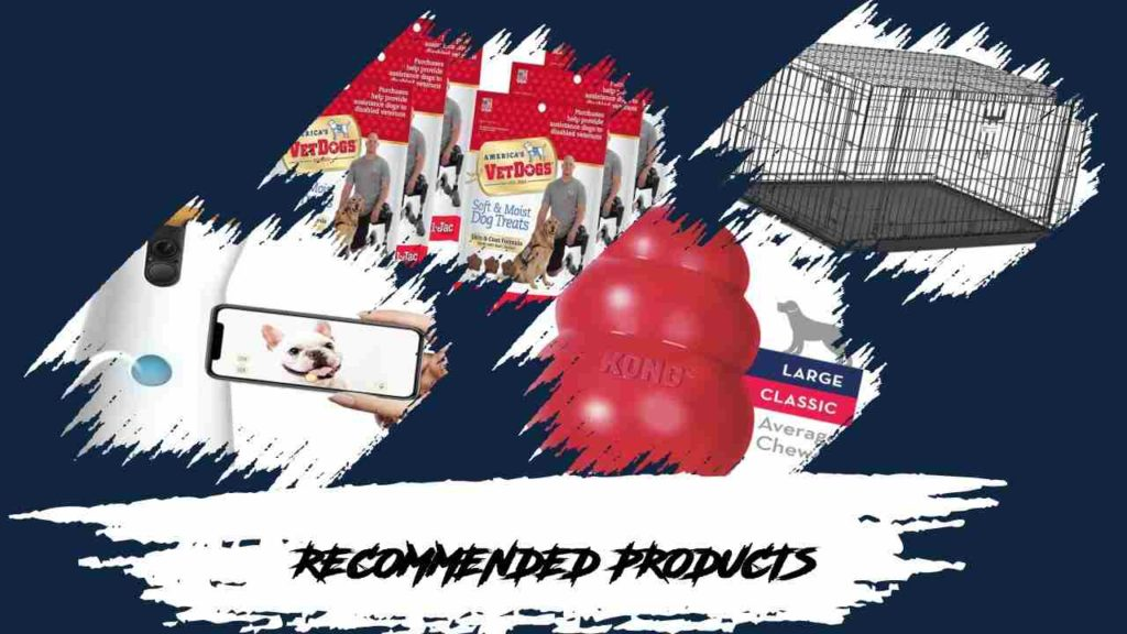 crate training recommended products
