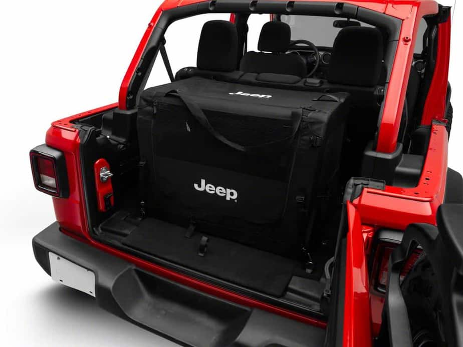 Best dog crate for jeep wrangler perfect size 4 a safer ride